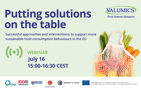Valumics webinar July 2020