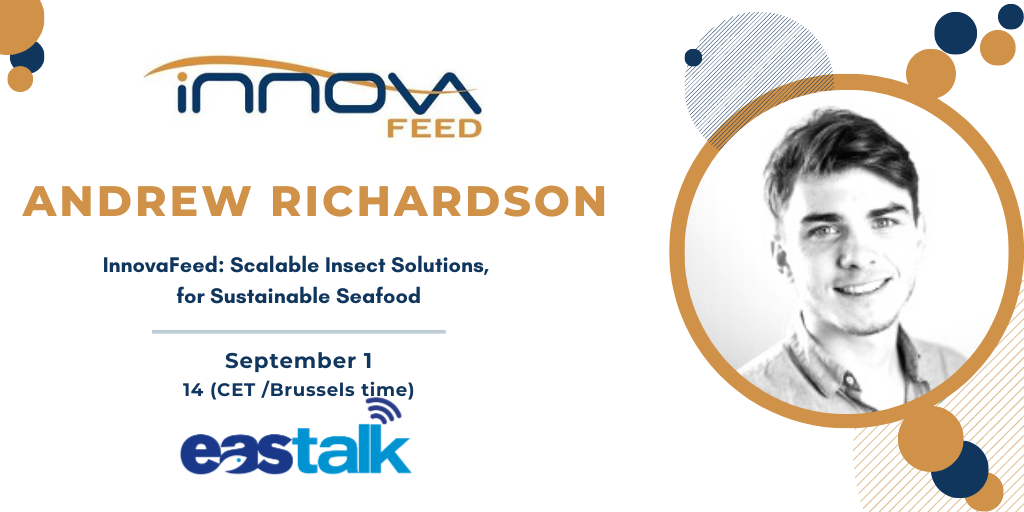 Andrew Richardson EAStalk webinars